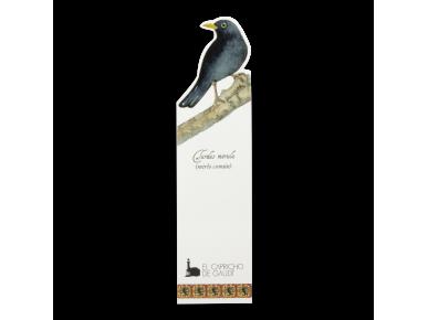 Bookmark - Blackbird