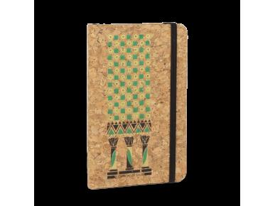 Cork Notebook - Indian Range
