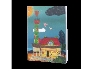 Notebook - Child Illustration