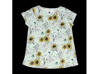 T-Shirt Filles - Tournesols