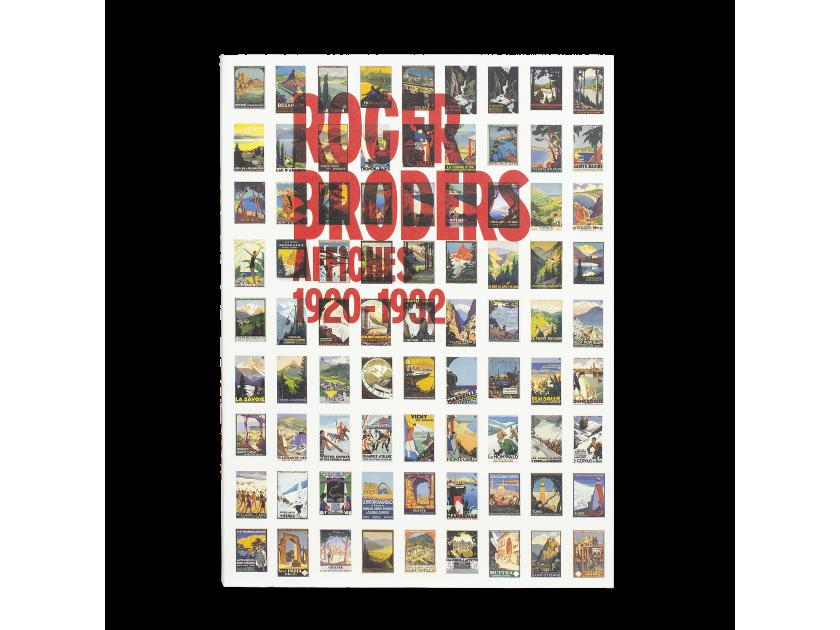 Catálogo de Roger Broders presentado de frente