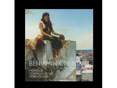 Tapa d'un catàleg d'exposició dedicada a Benjamin-Constant