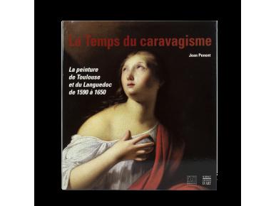 """tapa de l'catàleg de l'exposició """"Le temps du caravagisme"""""""