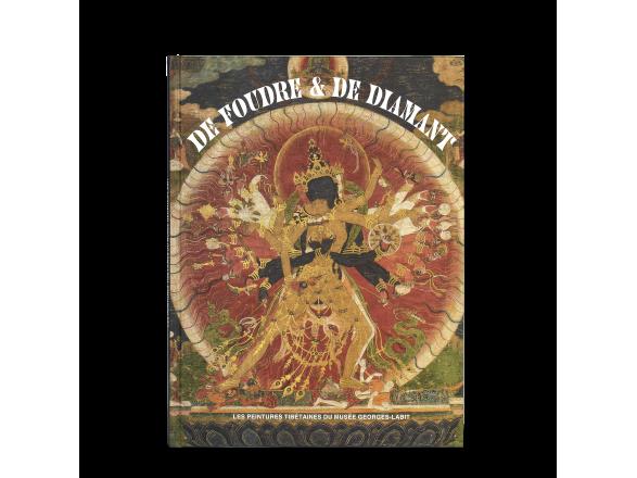 """tapa de l'catàleg de l'exposició """"De Foudre & de Diamant"""