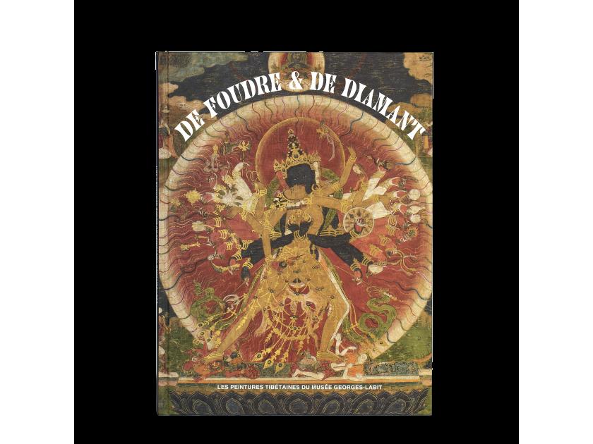 """tapa del catálogo de la exposición """"De Foudre & de Diamant"""