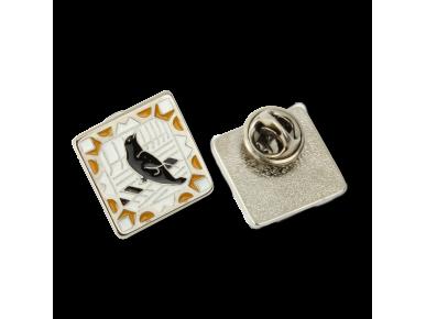 Pin - Blackbird