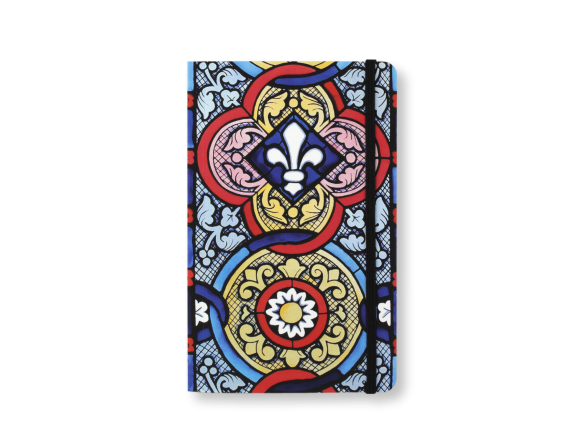 Cuaderno - Vidriera Antigua