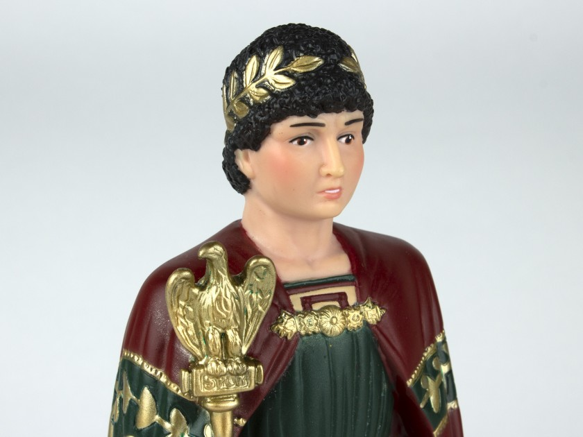 plastic figure of Mark Antony