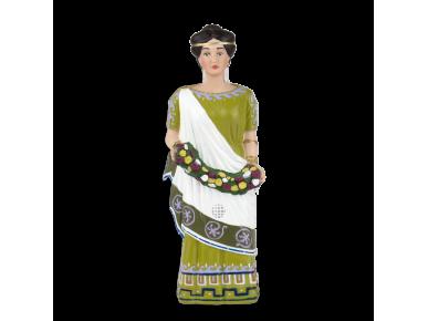 Figura de plástico de Cleopatra