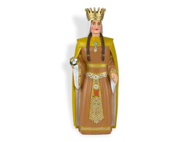 plastic figurine of Queen Eleonor