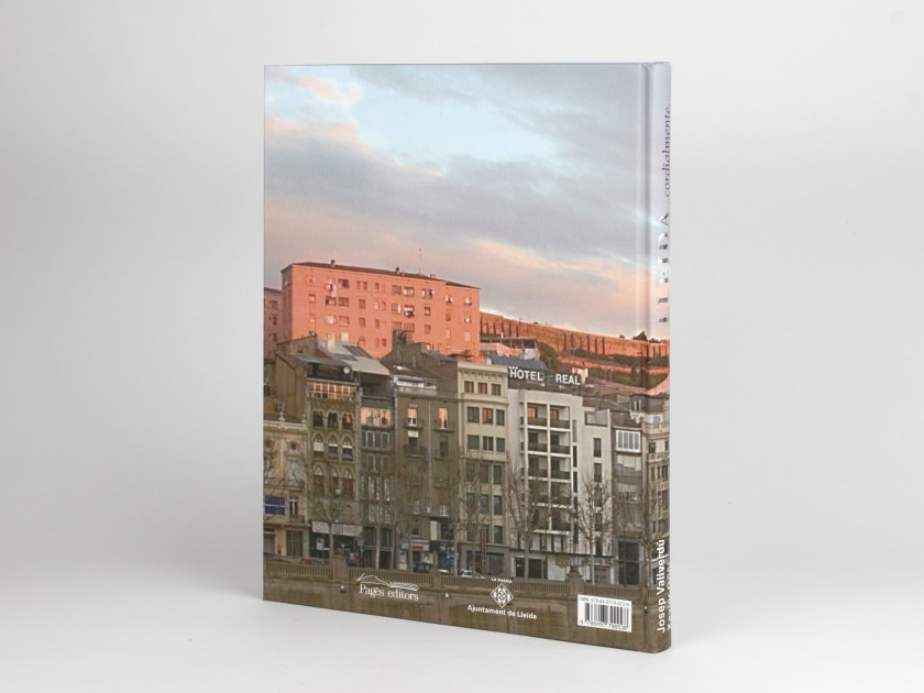 """cover of a book with the title """"Lleida Cordialment"""""""