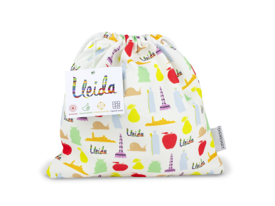 Child Drawstring Bag - Lleida