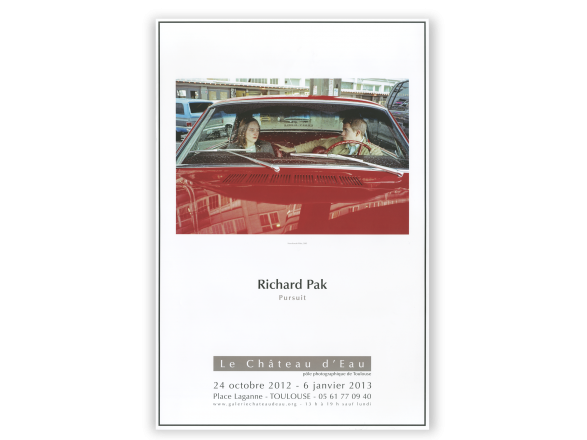 Poster - Richard Pak