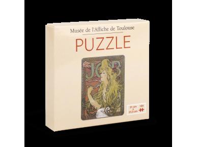 Jigsaw Puzzle - Alphonse Mucha