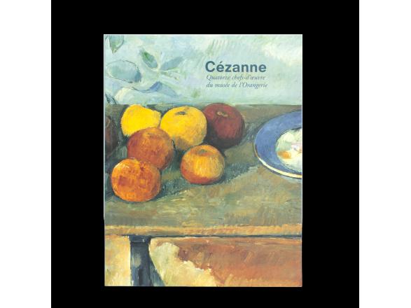 Catálogo - Cézanne
