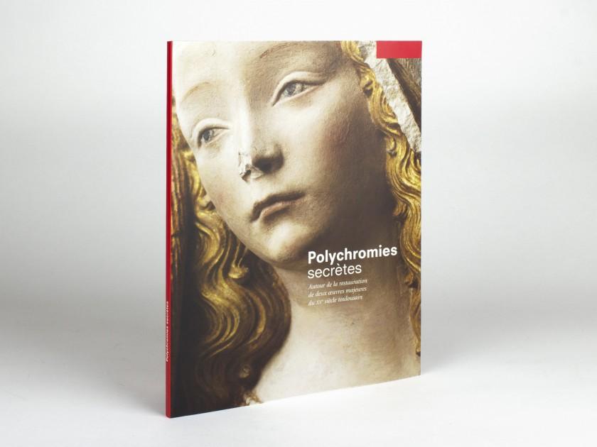tapa del catálogo de la exposición dedicada al patrimonio cultural de Toulouse