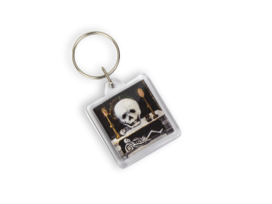 Llavero - Miroir de la mort
