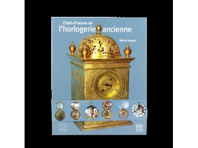 "tapa de l'catàleg de l'exposició ""Chefs-d'oeuvre de l'horlogerie ancienne""."