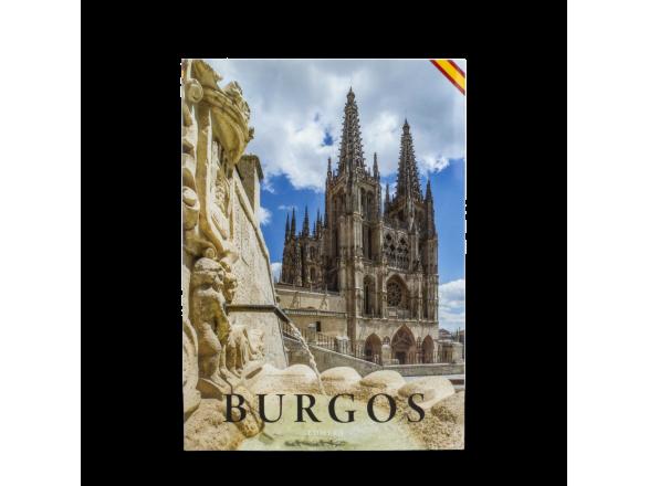 tapa d'una guia turística a Burgos