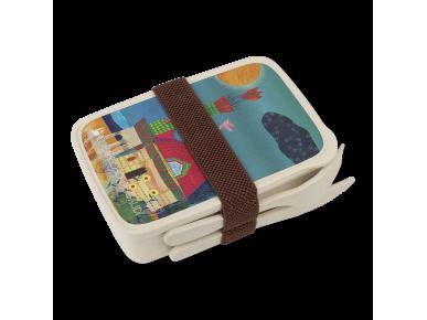 Bamboo Lunchbox - El Enigma de Villa Quijano