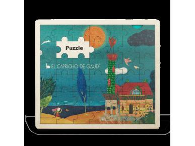 Puzzle Infantil - El Enigma de Villa Quijano