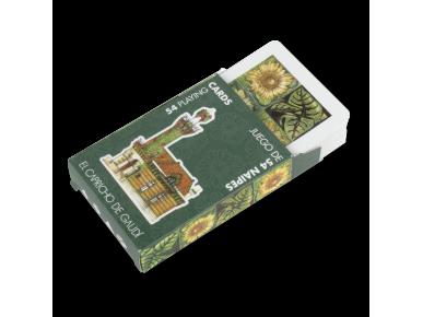 Deck of Cards - El Capricho of Gaudí