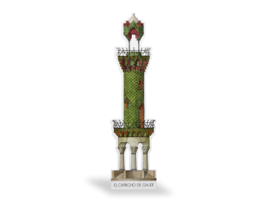 Bookmark - The Belvedere-Tower