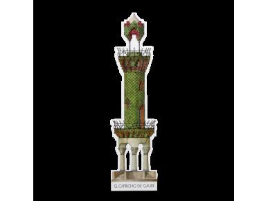 Marcapáginas - La Torre-Mirador