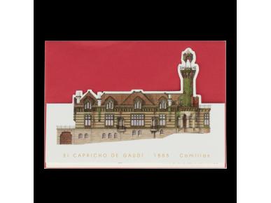 Set of 10 Postcards - El Capricho de Gaudí