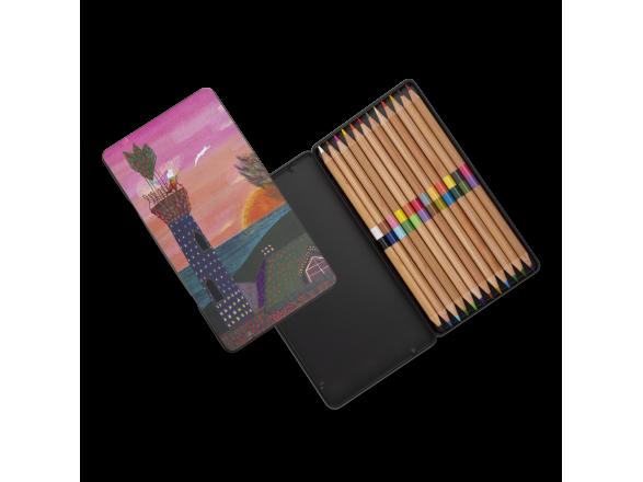 Caja de Lápices - El Enigma de Villa Quijano