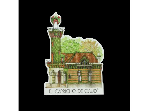 Mouse Pad - El Capricho de Gaudí