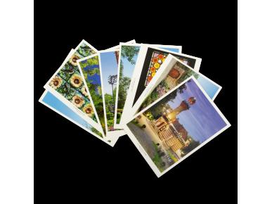 Lot de 8 Cartes Postales Polaroïds - El Capricho de Gaudí
