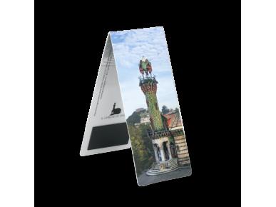 Marcapáginas Magnético - El Capricho de Gaudí de Día