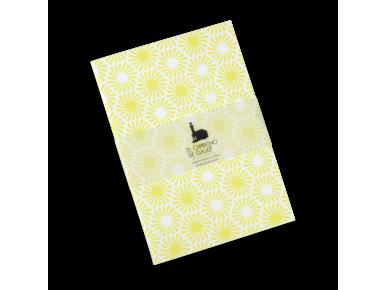 Cuaderno - Motivo Hexagonal