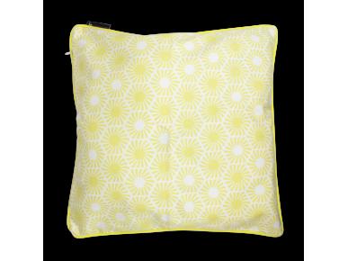 Funda de Cojín - Motivo Hexagonal