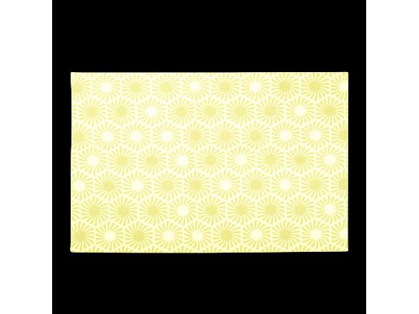 Mantel Individual - Motivo Hexagonal
