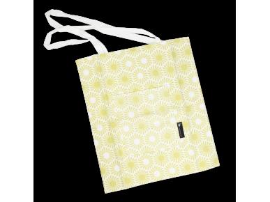 Bolsa de Tela - Motivo Hexagonal