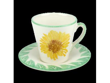 Coffee cup - Sunflower