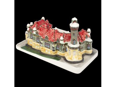 Ceramic Model - El Capricho de Gaudí