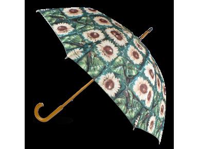Paraguas - Flores y Hojas de Girasoles