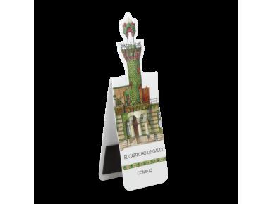 Marcapáginas Magnético - Torre