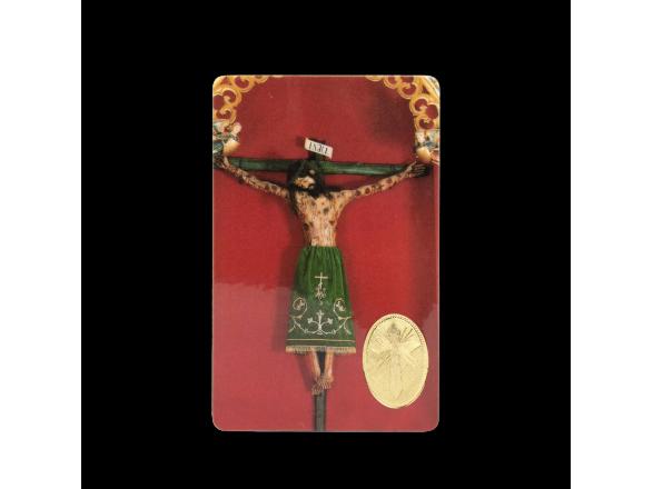 Estampa - Santísimo Cristo de Burgos