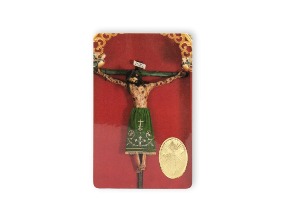 picture of a Christ on the cross