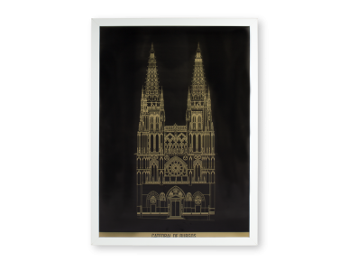 Poster - Burgos Cathedral