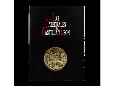 """cover of the book """"las catedrales de castilla y león"""