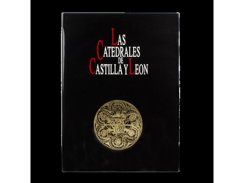 """tapa del libro """"Las Catedrales de Castilla y León"""""""