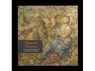"cover of the book ""hilos de flandes""."