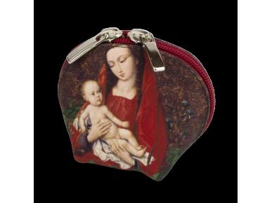 Monedero - Virgen con Niño