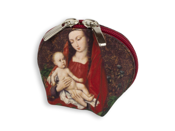 Coin Purse - Virgin with Child