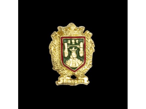Pin - Crest of Burgos